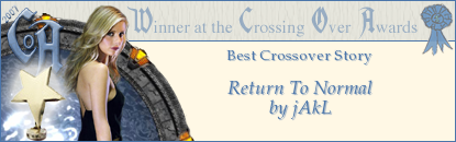 Best Crossover Story 2007 Banner