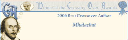 Best Crossover Author 2006 Banner